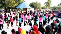 One Billion Rising 2014 - (LH. Naifaru, Maldives)