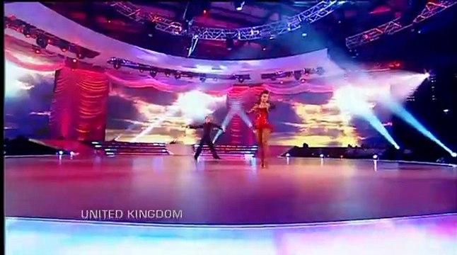 Louisa Lytton - Dance Contest - 06-Sep-08
