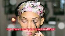 ★Summer Makeup Tutorial & Hair ★(Get Ready With Me) DRUGSTORE MAKEUP TUTORIAL
