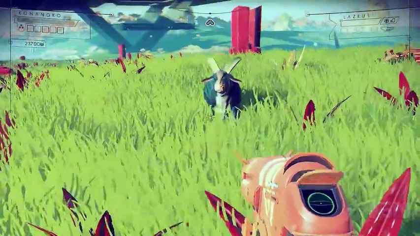 No Man's Sky - 18 Minutes de Gameplay