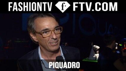 Piquadro Trends Spring/Summer 2016 | Milan Men's Fashion Week | FashionTV