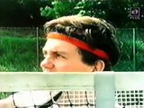 1982 There's Nothing To Worry About!  tennis sketch with Hugh Laurie, Stephen Fry & Emma Thompson