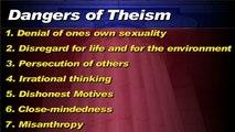 DANGERS OF THEISM DEBUNKED! (Re: DANGERS OF ATHEISM DEBUNKED!)