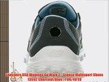 Skechers USA Womens Go Walk 2 - Stance Multisport Shoes 13592 Charcoal/Blue  7 UK/40 EU