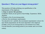 Pricing analyst interview questions and answers - video