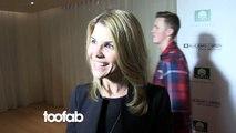 """Lori Loughlin Talks """"Full House"""" Reunion"""
