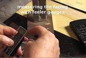 handfinishing clarinet mouthpieces