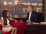 3. Česká Miss Tereza Chlebovská - Show Jana Krause 6. 4. 2012