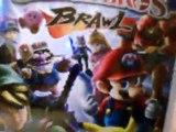 Super Smash Bros Brawl & Melee
