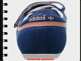 adidas Originals Womens Concord Round W-3 Trainers M22533 Tribe Blue/ST Fade Rose/Running White