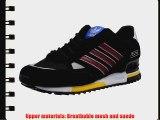 Adidas ZX 750 Schuhe black-cardinal-running white - 41 1/3