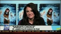 Rebecca St. James in SARAH'S CHOICE (Pro-Life Feature Film) Fox & Friends FOX News 11-21-09