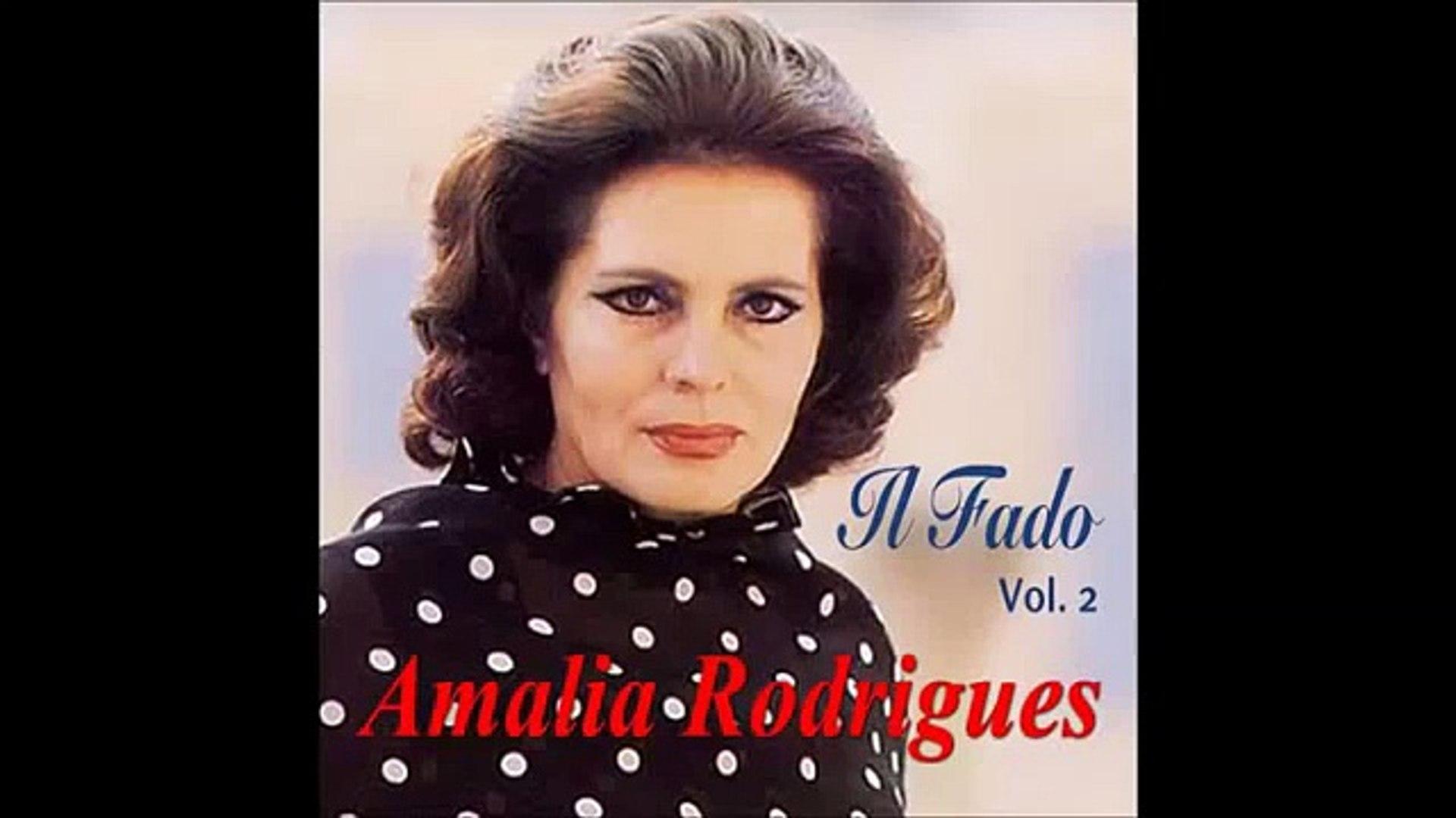 Amalia Rodrigues - Nem As Paredes Confesso