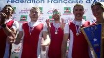 Championnat de France J14 & Critérium National Vétéran - Vichy 2015