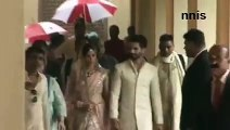 Shahid Kapoor, wife Mira Rajput make first public appearance after wedding