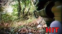 Airsoft Greece - Airsoft game action footage with stock mount cam.HQ