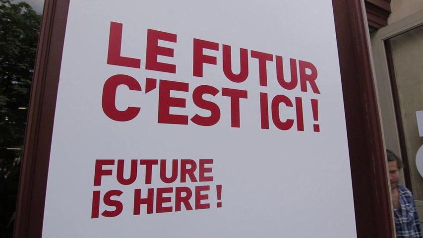 Aftermovie Futur en Seine 2015