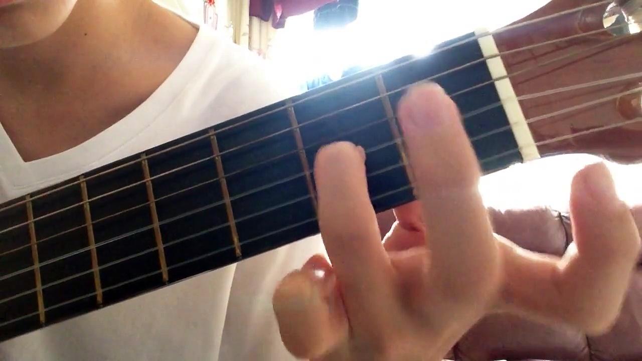Guitar beginner chords