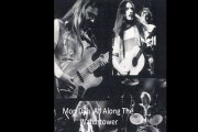 """Mon Dyh  """"All Along The Watchtower""""1980 Germany Hard Blues Rock."""