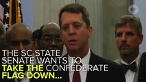 S.C. House Members Want To Replace Confederate Flag With Another Confederate Flag