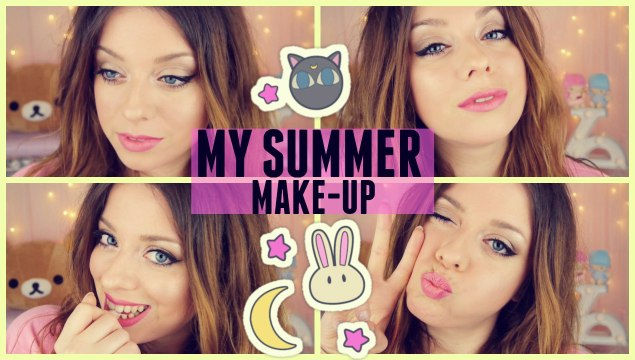 Summer Make-up Look ☀