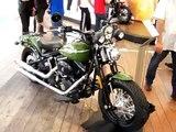 Harley Davidson Dark Custom Cross Bones en Barcelona Harley Days 2010