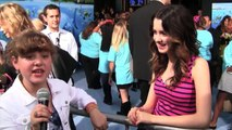 LAURA MARANO INTERVIEW KISS & TELL? NEW AUSTIN and ALLY ROMANCE! MAMA ODIE Jenifer Lewis PIPER REESE