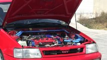Toyota Starlet, Glanza EP91, GT Turbo EP82, GoPro HD Hero 2