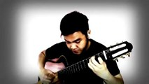 【Avenged Sevenfold】A Little Piece of Heaven - Classical Fingerstyle Guitar Cover