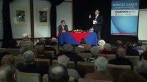 Kuncze Gábor lakossági fórum:  Kuncze Gábor kontra HÍR TV: a volt SZDSZ pártfinanszírozásról