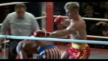 Rocky vs Ivan Drago-Eye of the tiger