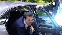 La cuestión de la reestructuración de la deuda griega divide a los líderes de la eurozona