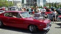 Plymouth Barracuda race car in OC