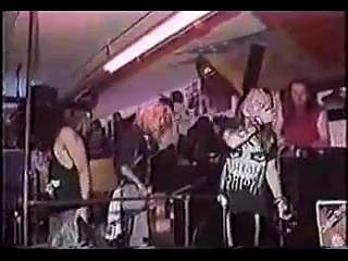 Guns N' Roses Interview – CBGB 1987 1/2