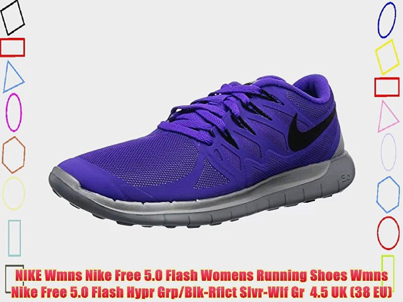 Nike Wmns Nike Free 5 0 Flash Womens Running Shoes Wmns Nike Free 5 0 Flash Hypr Grp Blk Rflct Video Dailymotion