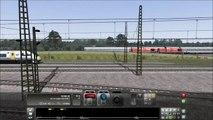 Railworks Train Simulator 2012 151 MPH Electric Train