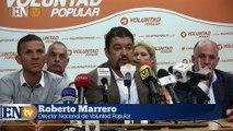 MUD ratificó a Ceballos como candidato a las parlamentarias
