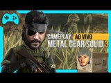 [Especial MGS] Metal Gear Solid 3: Parte 3 - Gameplay ao vivo!