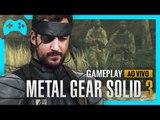 [Especial MGS] Metal Gear Solid 3 - Parte 5!