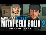 [Especial MGS] Metal Gear Solid 2 - Parte 2