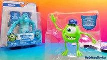 Disney Pixar Monsters University Scare Students Mike Wazowski Sulley and James P. Sullivan
