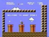 Super Mario Bros NES Speed Run