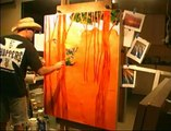 Learn to Paint, Time Lapse, Oil Painting, Speed Oil Painting, Arcane Artist