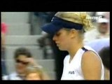Highlightes Clijsters vs. Sharapova