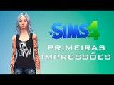 Primeiras Impressões: The Sims 4 - Demo Criar um Sim - Baixaki Jogos