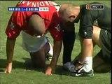 Manchester United Bolton    Cristiano Ronaldo Debut August 16, 2003