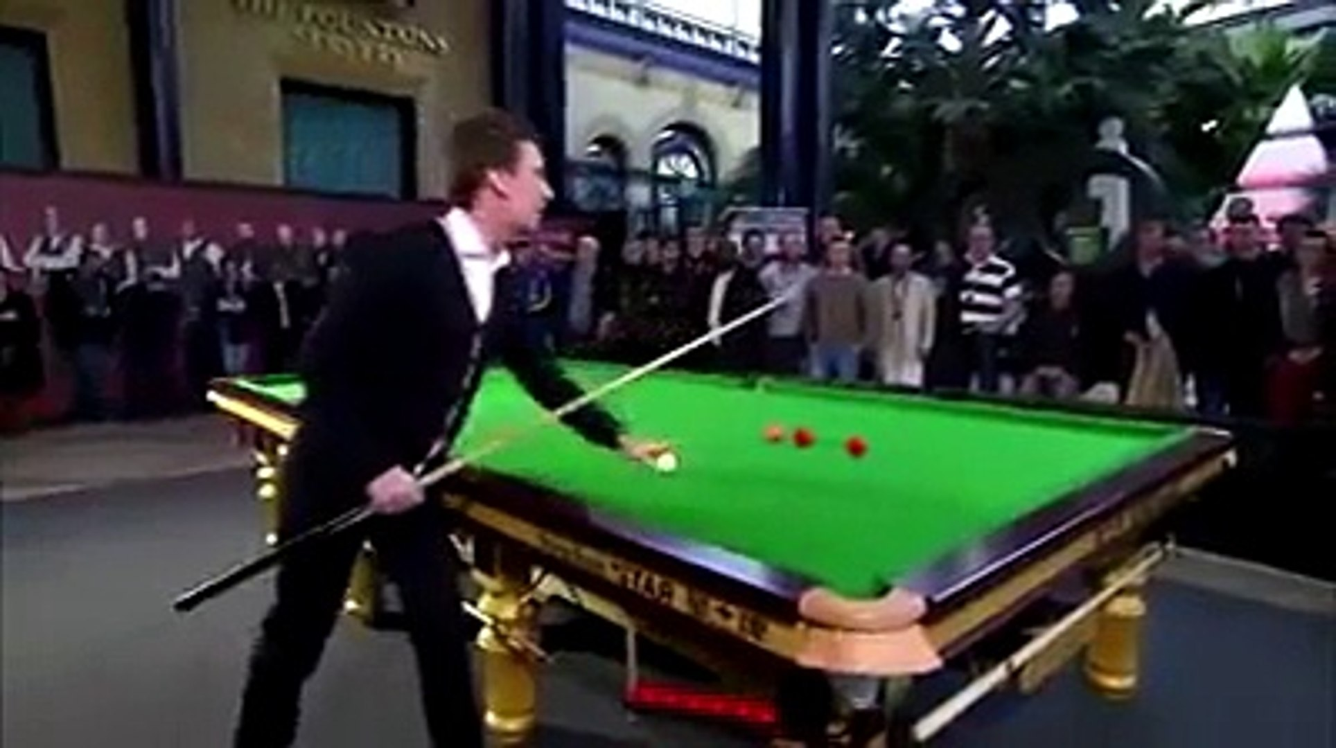 Champions Tips for Amateurs III - Snooker Tips