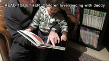 Daddy Cool Reporter: Friendy : Daddy Time - Reading Together