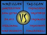 GUMPERSTAIN'S MEDAL OF HONOR HEROES 2 (WII) TaG VS WMD CLAN WAR REMATCH MONTAGE