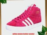 Adidas Basket Profi Trainers Pink 5 UK